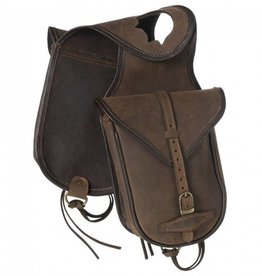 Tough-1 Soft Leather Horn Bag