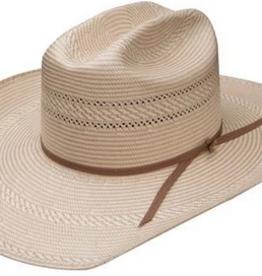 Resistol Resistol Hancock Straw Cowboy Hat