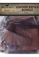 Leather Bundle - 1 lb Scrap Leather