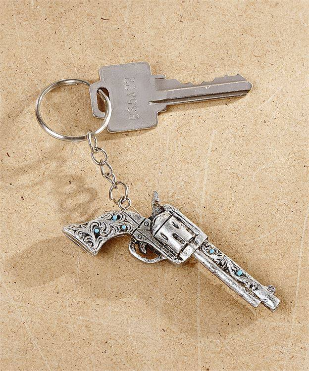 Giftcraft Inc. Key Chain - Handgun