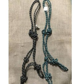 Lamprey Rope Halter - Various Colors