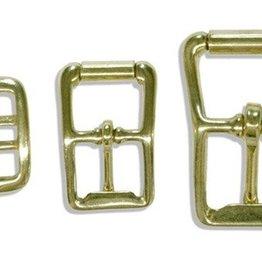 "Tongue Buckle Brass - 1-1/8""  x"