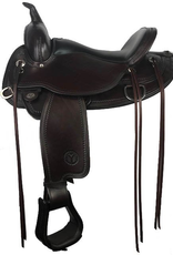 Circle Y Circle Y Omaha Flex2 Lite Saddle