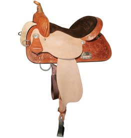 Circle Y Circle Y High Horse - Proven Liberty Barrel Saddle
