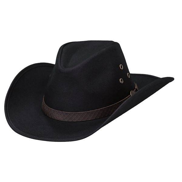 89dd9e948afc7 Outback Trapper Oilskin Hat - Gass Horse Supply   Western Wear