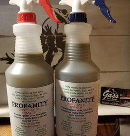 Profanity All Natural Fly Spray - 32OZ