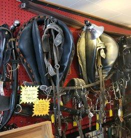 Used Haflinger Sized Team Harness - Complete