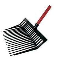 Future Fork For Manure - Black