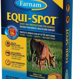 Farnam Equi-Spot Fly Protection liquid - 12 Week Supply