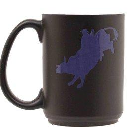 M & F Coffee Mug - Bull Rider  - 16oz