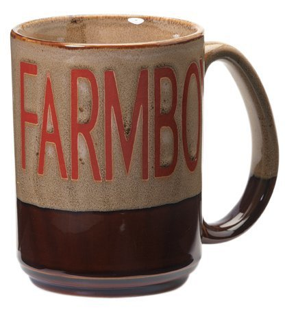 Coffee Mug - Farmboy - 16oz