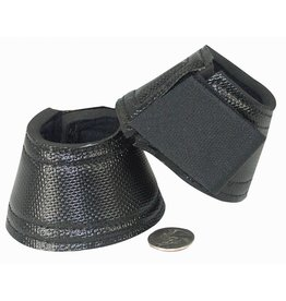 Intrepid Intrepid Miniature Bell Boots Black/Velcro