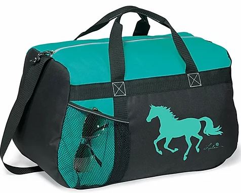 AWST Duffle Bag - Galloping Horse