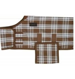 Tuffrider Expandable Thermo Manager Pink Plaid - Foal Size