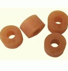 Intrepid Blanket Rubber T-Lock Fastener Natural - 4 Piece Bag