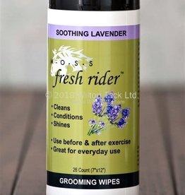 Fresh Rider - Lavendar Grooming Wipes