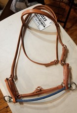 Circle L Circle L Side Pull with Rope Nose - Horse