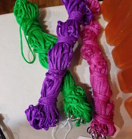 Lamprey Poly Hay Net - Various Colors