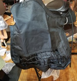 Hay Bag - Net Front, Black