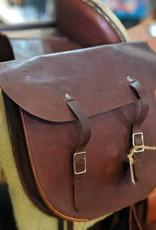 """Circle L Circle L Leather Saddle Bag - 12""""x16""""x5"""""""