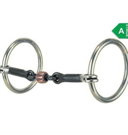 "Reinsman Loose Ring - Three-Piece Snaffle, 5"""