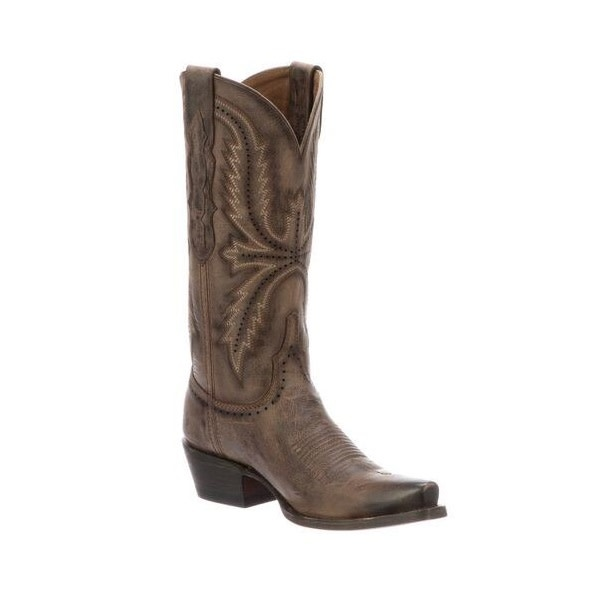 Lucchese Bootmaker Women's Lucchese Brown Marcella