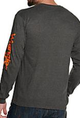 Wrangler Men's Wrangler Logo Long Sleeve T-Shirt