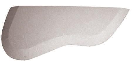 Triple E Triple E Mfg. Pressure Relief Memory Foam Bridging Pad, 15″ x 8″