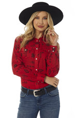 Wrangler Wrangler Western Fashion Top