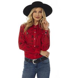 Wrangler Women's Wrangler Western Fashion Top