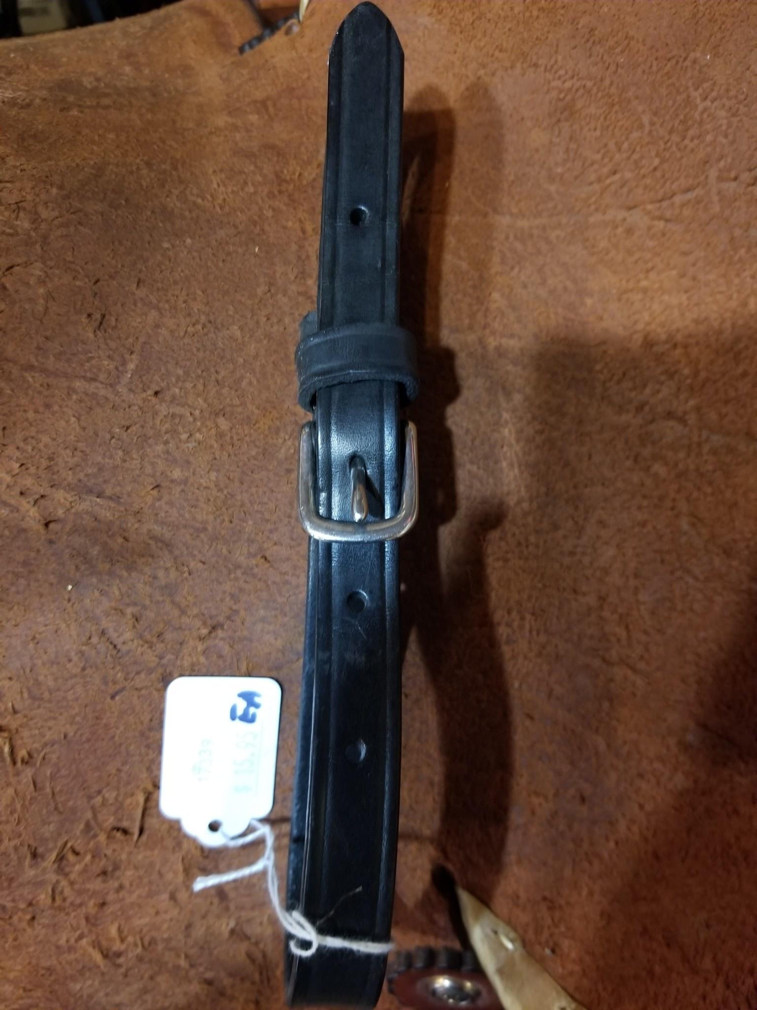 """Circle L Circle L Leather Uptug - 5/8"""""""