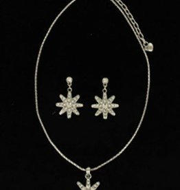 Set - Necklace/Earrings - Stars