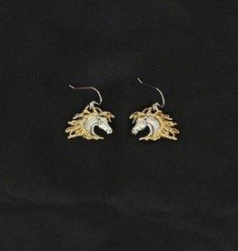 Earrings - Horsehead