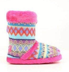 M & F Children's Western Slippers