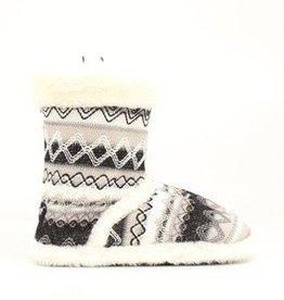 M & F Women's Western Slippers