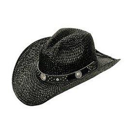 Double S Straw Hat