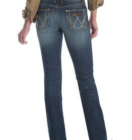 Wrangler Women's Wrangler Retro Mae Jeans - Dark Blue
