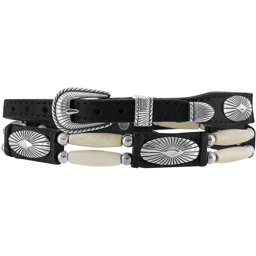 Justin Belts Hat Band - High Plains, Black