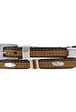 Justin Belts Hat Band - Stockyards