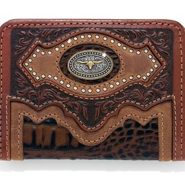 Wallet - Cattle Driven Bi-Fold