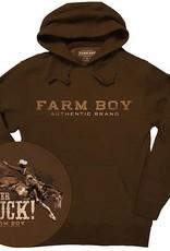 Farm Boy Farm Boy LET 'ER Buck Hoodie (Reg $39.95 now $10 OFF!)