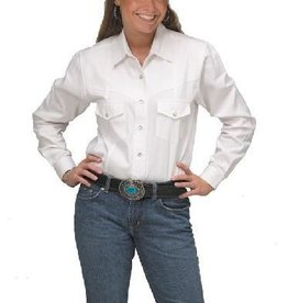 WEX Women's WEX White Western Shirt (Reg $38.50 now 25% OFF!)
