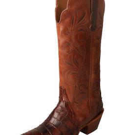 Twisted X Women's Twisted X Rancher Boot – Croco Cognac/Profirio Cognac (Reg $234.95 NOW 25% OFF!) 7 B