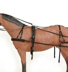 Tough-1 Challenger Deluxe Nylon Harness - Pony