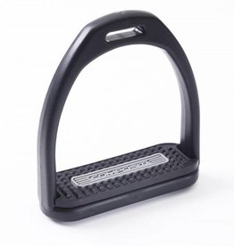 Ovation Stirrup Irons - Composite Black Adult