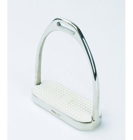 Intrepid Stirrup Irons - Fillis Stainless Steel - 4.75""