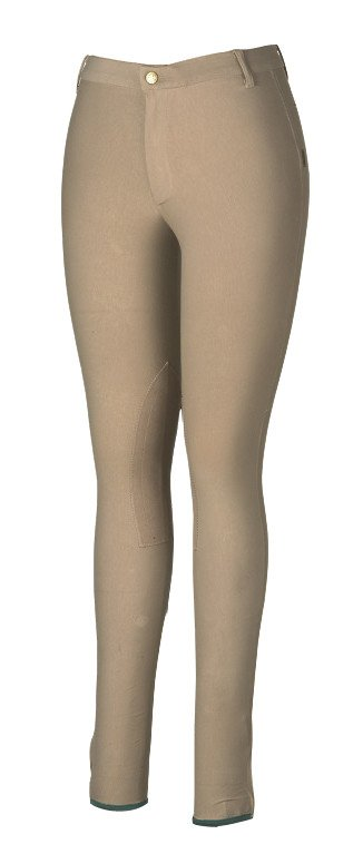 Devon-Aire Women's Versailles Lo-Rise Dove Breech, Large - $54.95 @ 40% OFF!
