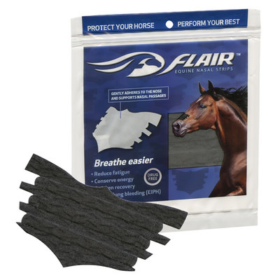 Flair Equine Nasal Strips