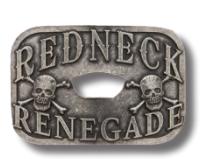 Belt Buckle - Redneck Renegade