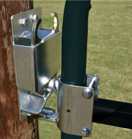 Locakable 2-Way Gate Latch
